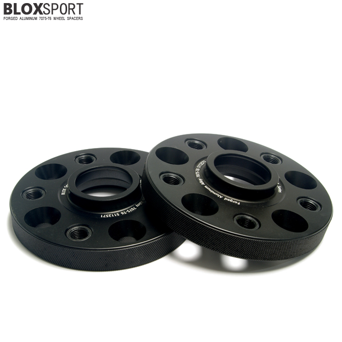 BLOXSPORT 20mm AL 7075-T6 Wheel Spacers - Audi A8 S8 (D3) 02-09