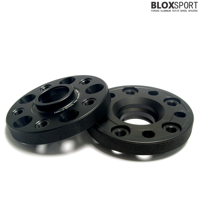 BLOXSPORT 20mm Aluminum 7075-T6 Wheel Spacers-Volkswagen Tiguan