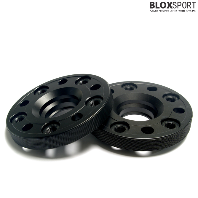 BLOXSPORT 20mm Aluminum 7075-T6 Wheel Spacers-Volkswagen Touran