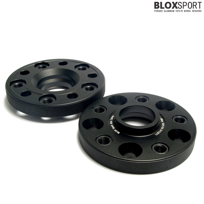BLOXSPORT 20mm AL7075-T6 Wheel Spacers-Volkswagen GOLF VI (GTI)