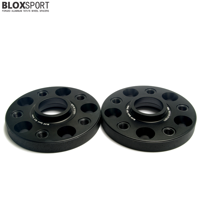 BLOXSPORT 20mm AL 7075-T6 Wheel Spacers for Audi A3 1.8T 2.0T 8P