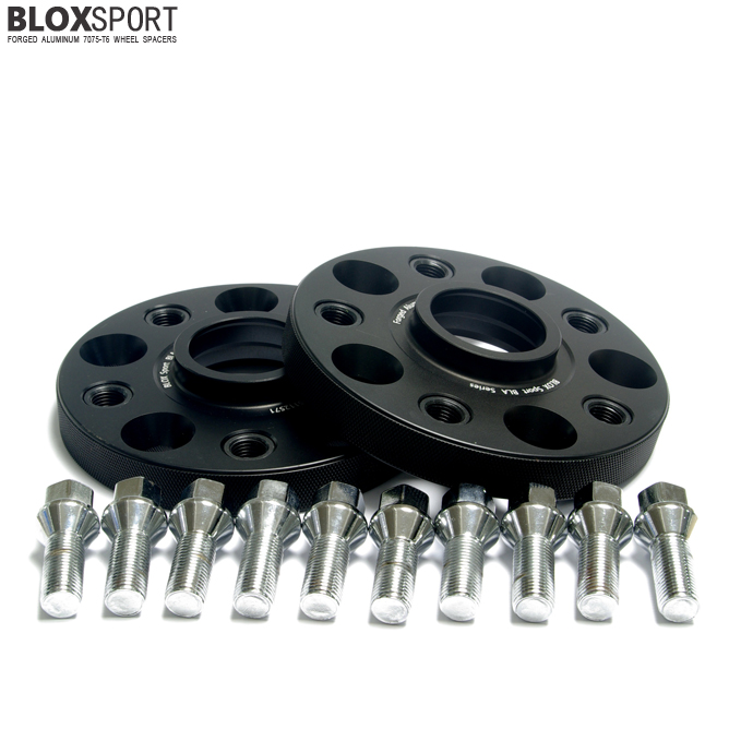 BLOXSPORT 20mm Aluminum 7075T6 Wheel Spacers for Audi A4 S4 (B5)