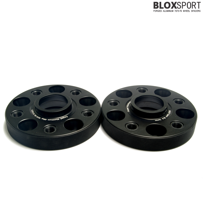 BLOXSPORT 25mm AL 7075T6 Wheel Spacers - Continental Flying Spur