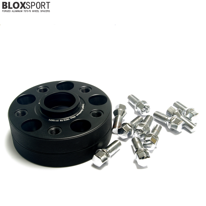 BLOXSPORT 25mm AL7075-T6 Wheel Spacers for Volkswagen Passat B6