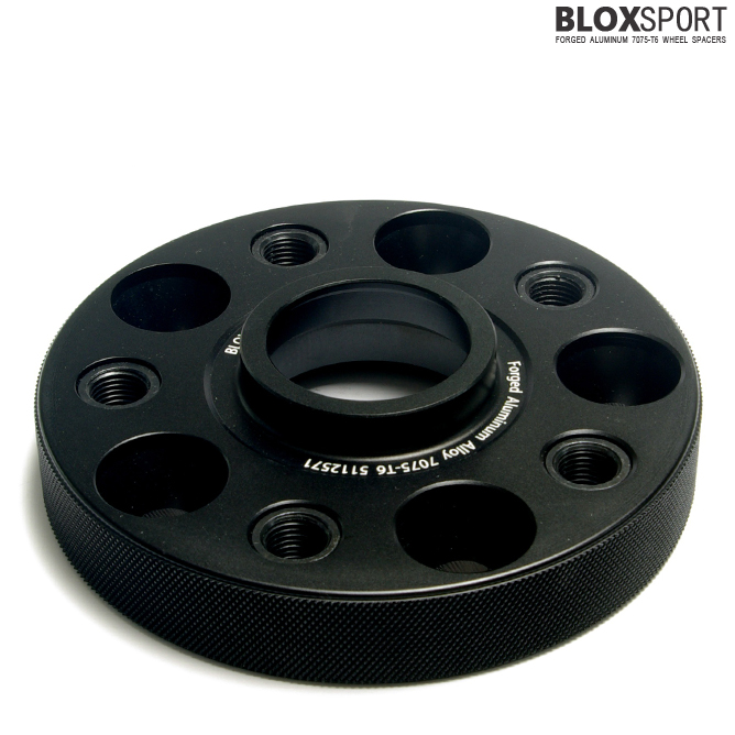 BLOXSPORT 25mm Aluminum 7075T6 Wheel Spacers-Audi A6 S6 RS6 (C5)