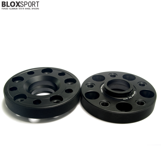 BLOXSPORT 25mm AL7075-T6 Wheel Spacers - Audi A8 S8 (D2) 97-01