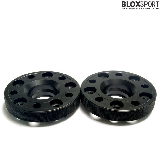 BLOXSPORT 25mm Aluminum 7075-T6 Wheel Spacers-Volkswagen Tiguan