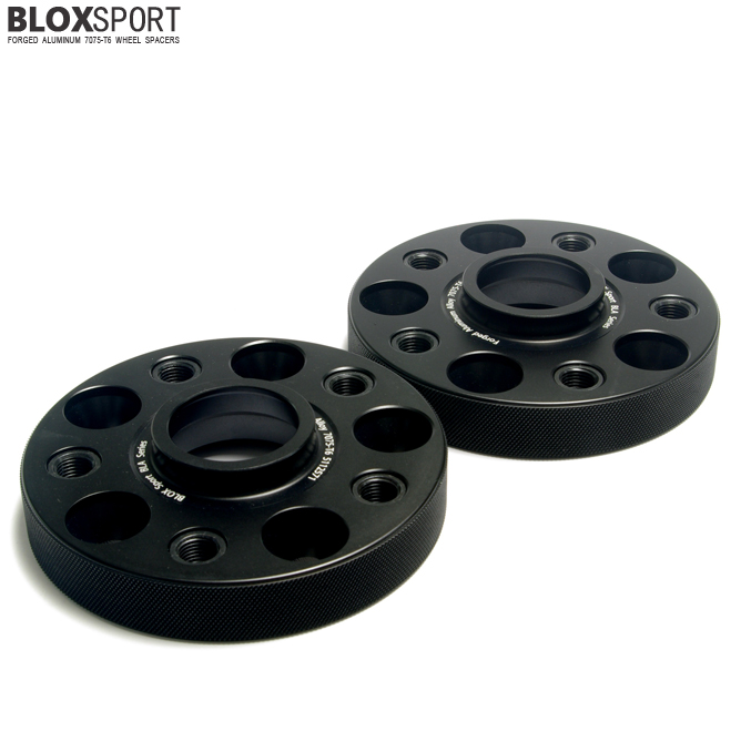 BLOXSPORT 25mm AL7075-T6 Wheel Spacers-Volkswagen Jetta VI (11-)