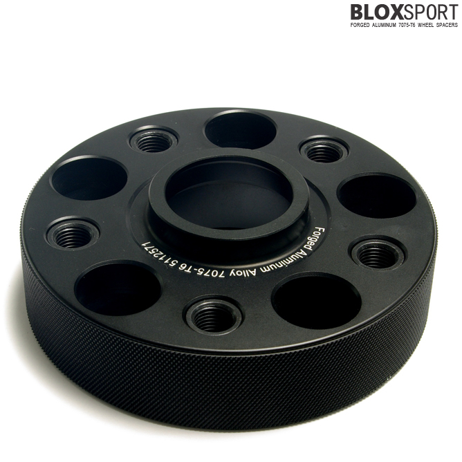 BLOXSPORT 30mm AL7075-T6 Wheel Spacers for Volkswagen Passat B6