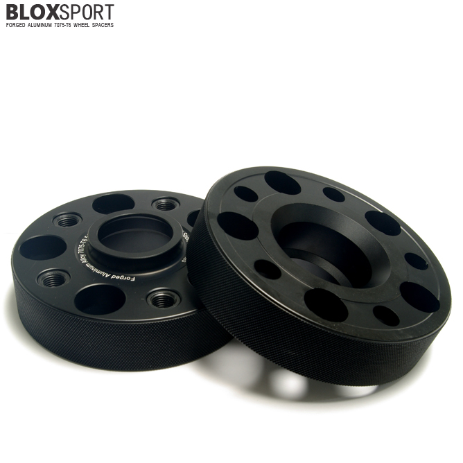 BLOXSPORT 30mm AL 7075-T6 Wheel Spacers - Audi A8 S8 (D2) 97-01