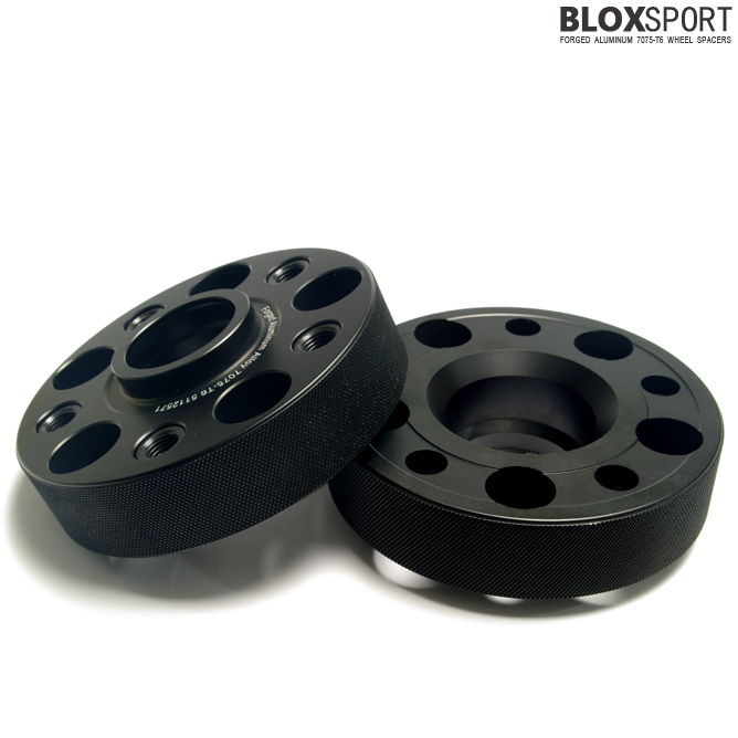BLOXSPORT 30mm Aluminum 7075-T6 Wheel Spacers-Volkswagen Tiguan