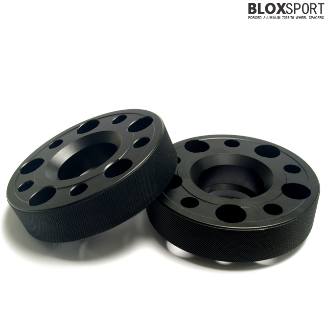 BLOXSPORT 30mm Aluminum 7075-T6 Wheel Spacers-Volkswagen Touran