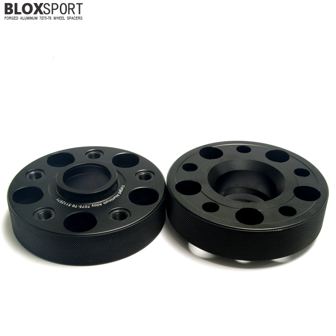 BLOXSPORT 30mm Aluminum 7075-T6 Wheel Spacers for Audi A3 S3(8V)
