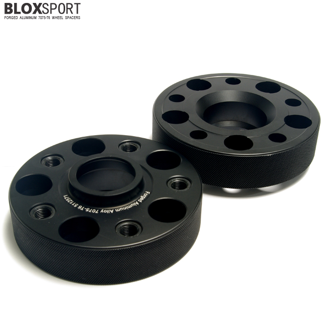 BLOXSPORT 30mm AL7075-T6 Wheel Spacers-Volkswagen Jetta V 05-10