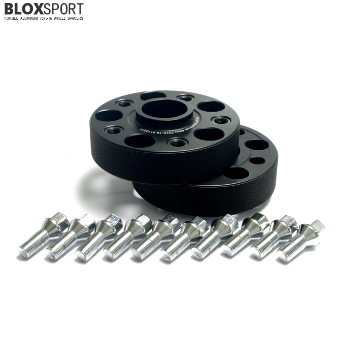 BLOXSPORT 30mm AL7075-T6 Wheel Spacers for Volkswagen Passat B5