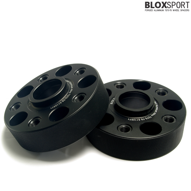 BLOXSPORT 35mm AL 7075T6 Wheel Spacers - Continental Flying Spur
