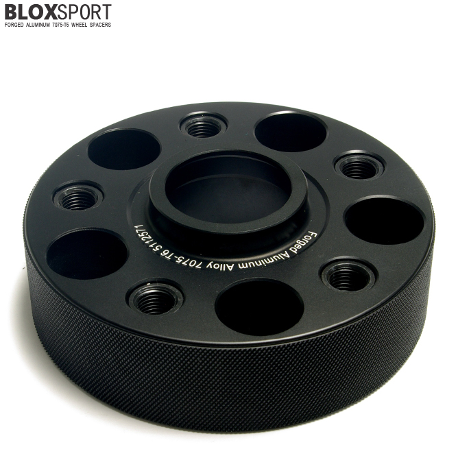 BLOXSPORT 35mm Aluminum 7075T6 Wheel Spacers-Audi A6 S6 RS6 (C5)
