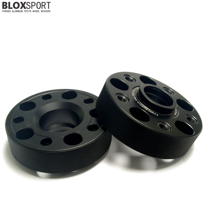BLOXSPORT 35mm Aluminum 7075-T6 Wheel Spacers-Volkswagen Touran