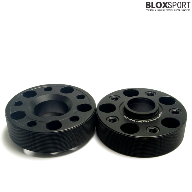 BLOXSPORT 35mm AL7075-T6 Wheel Spacers-Volkswagen GOLF VI (GTI)