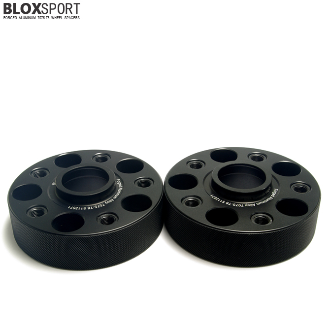 BLOXSPORT 35mm AL7075-T6 Wheel Spacers-Volkswagen GOLF VII (GTI)