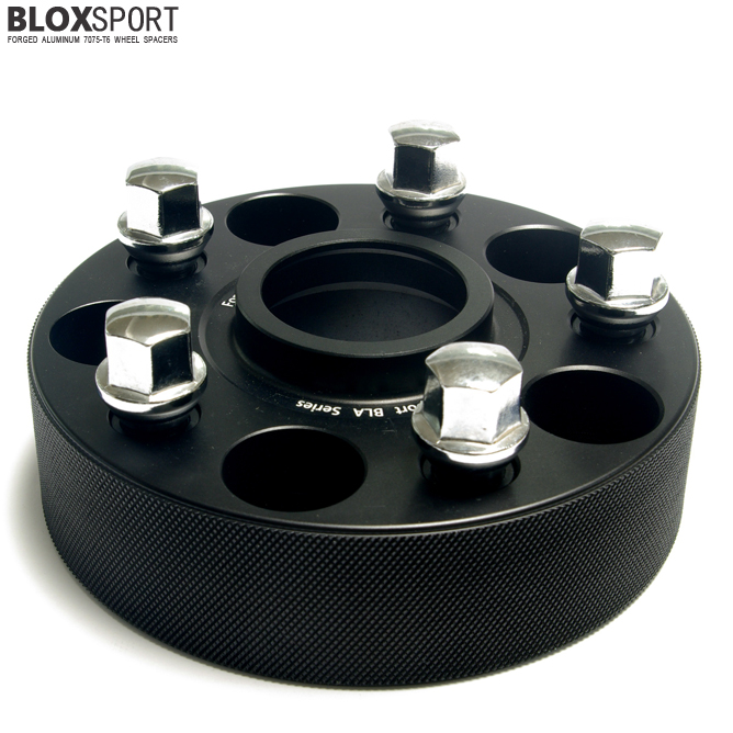 BLOXSPORT 40mm Aluminum 7075T6 Wheel Spacers-Audi A6 S6 RS6 (C5)