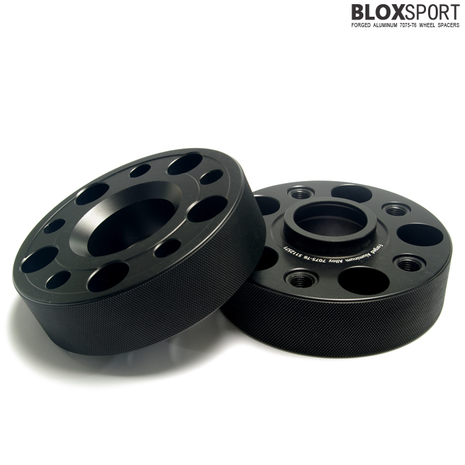 BLOXSPORT 40mm AL7075-T6 Wheel Spacers - Audi A8 S8 (D2) 97-01