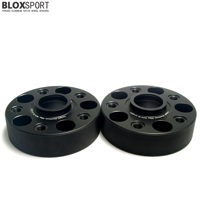 BLOXSPORT 40mm Aluminum 7075-T6 Wheel Spacers for Audi Q3 2.0T