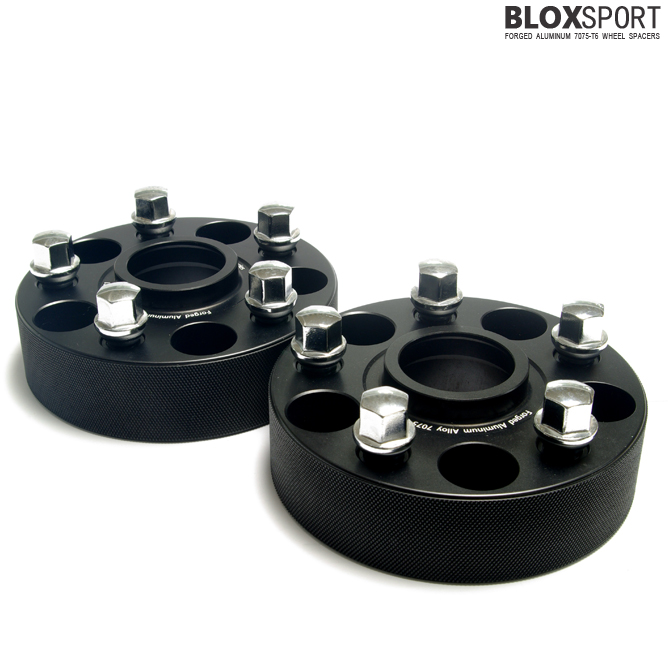 BLOXSPORT 40mm AL7075-T6 Wheel Spacers - Volkswagen GOLF V (GTI)