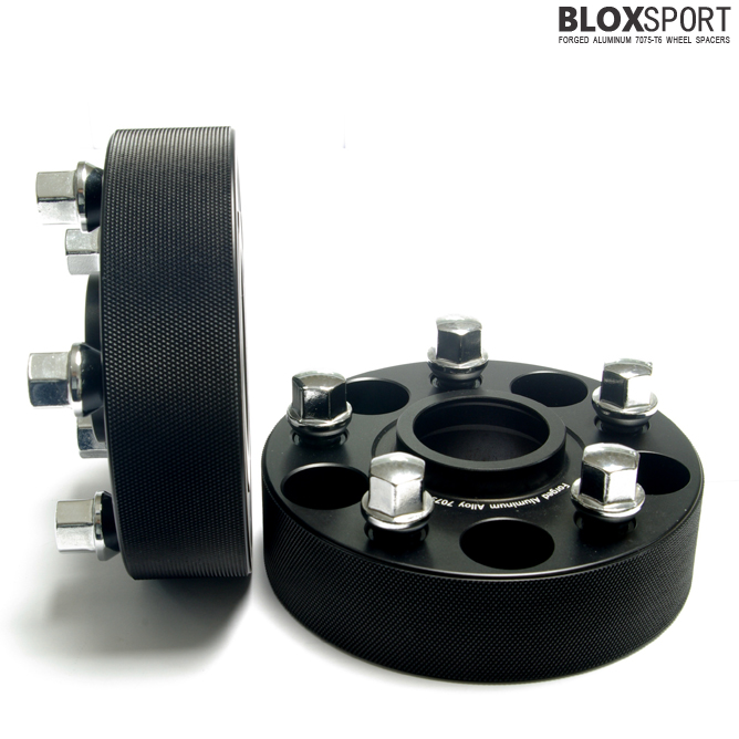 BLOXSPORT 40mm Aluminum 7075-T6 Wheel Spacers for Audi A3 S3(8V)