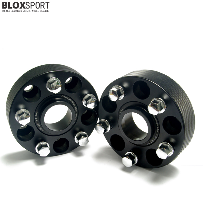 BLOXSPORT 40mm AL 7075-T6 Wheel Spacers for Audi A3 1.8T 2.0T 8P