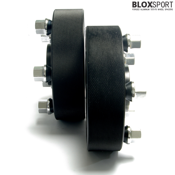 BLOXSPORT 40mm AL7075-T6 Wheel Spacers-Volkswagen Jetta VI (11-)