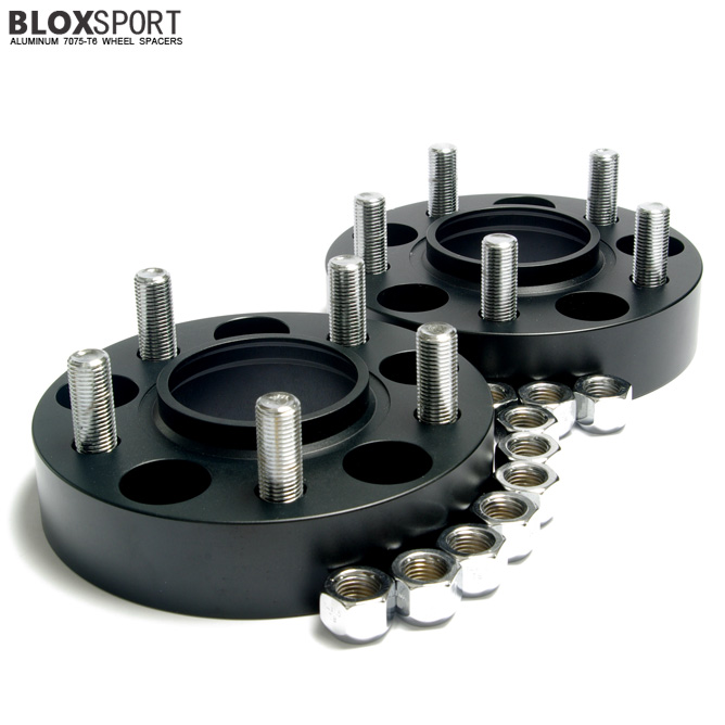 BLOX 35mm AL 7075T6 Wheel Spacer-LAND ROVER Discovery III IV 3 4