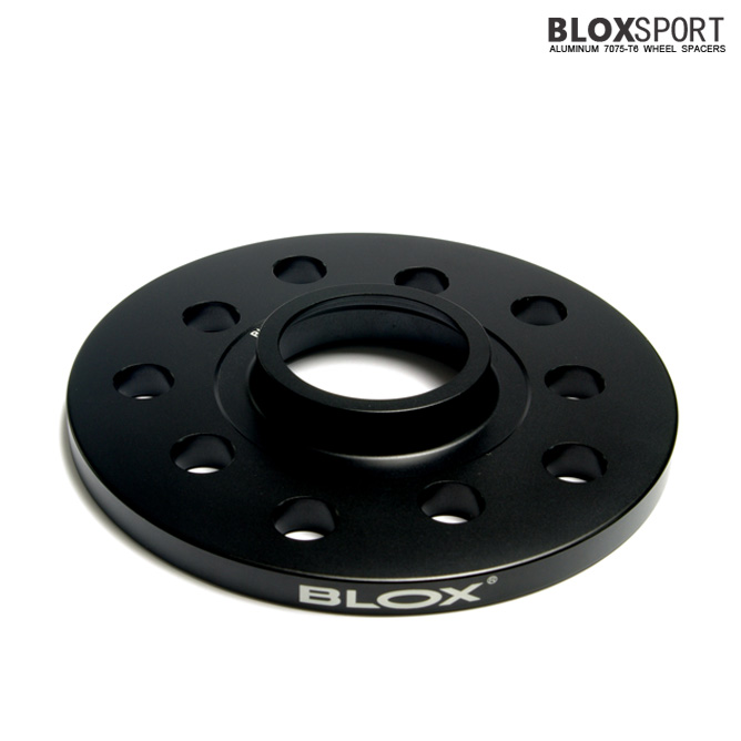 BLOXSPORT 10mm Aluminum 7075T6 Wheel Spacers for Audi Q3 2.0T