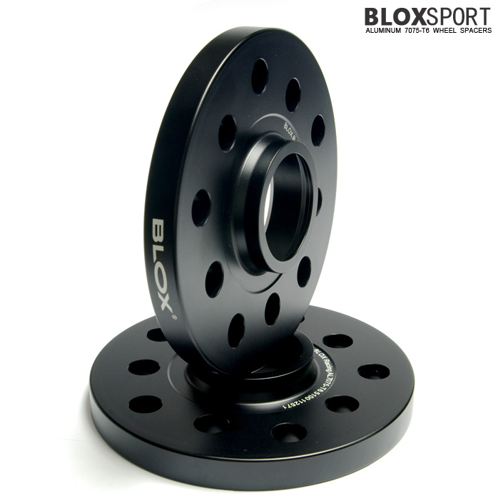 BLOXSPORT 15mm Aluminum 7075T6 Wheel Spacers for Audi A8 S8 (D3)