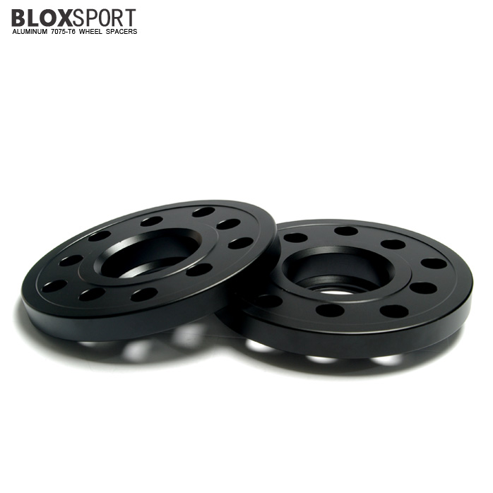 BLOXSPORT 15mm Aluminum 7075T6 Wheel Spacers for Audi Q3 2.0T