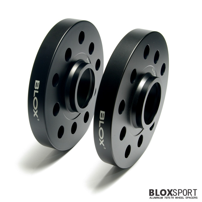 BLOXSPORT 20mm Aluminum 7075T6 Wheel Spacers for Audi A8 S8 (D2)