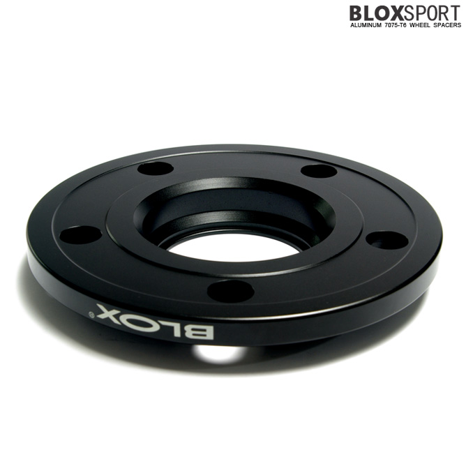 BLOXSPORT 10mm AL7075T6 Wheel Spacers-MERCEDES BENZ S Class W221
