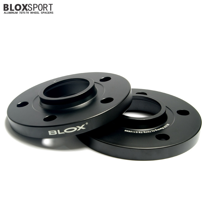 BLOXSPORT 15mm AL7075-T6 Wheel Spacers - MERCEDES BENZ SLK R170