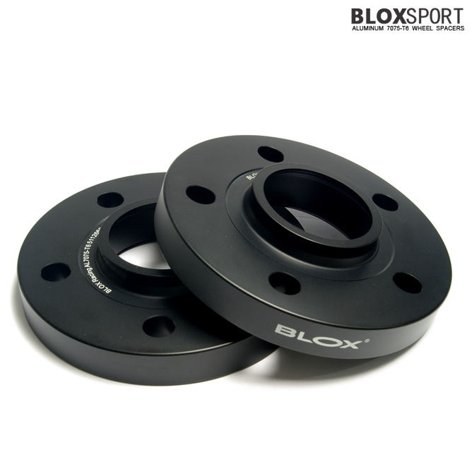 BLOXSPORT 20mm 7075T6 Wheel Spacers-MERCEDES E Class W212 C/W207