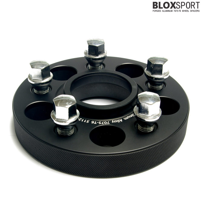 BLOXSPORT 25mm AL7075T6 Wheel Spacers-MERCEDES BENZ S Class W221