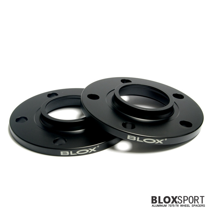 BLOX 10mm Aluminum 7075-T6 Wheel Spacer - BMW X1 E84 20i 28i 35i