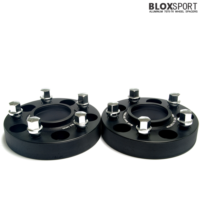 BLOX 25mm Aluminum 7075-T6 Wheel Spacer for BMW X3 F25 28i/d 35i