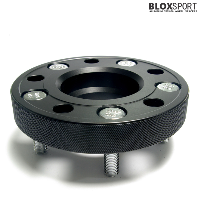 BLOX 25mm Forged Aluminium 7075-T6 Wheel Spacers for MAZDA MX-6