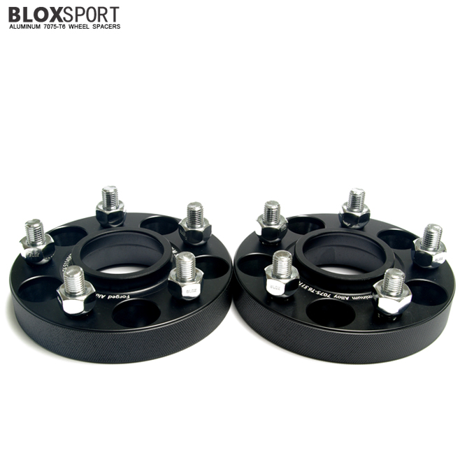 BLOX 25mm Forged Aluminum 7075-T6 Wheel Spacer for JEEP Patriot