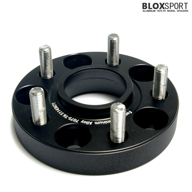 BLOX 25mm Forged AL 7075T6 Wheel Spacer for MITSUBISHI Outlander