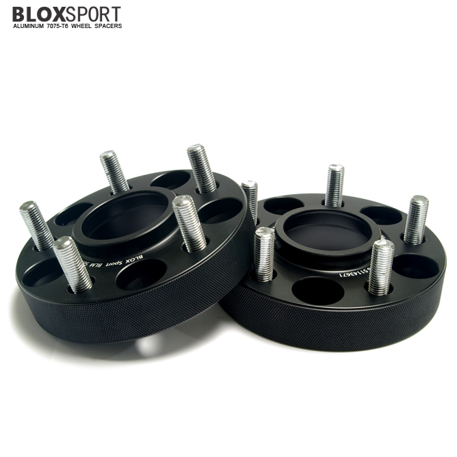 BLOX 30mm Forged Aluminum 7075-T6 Wheel Spacer for JEEP Compass