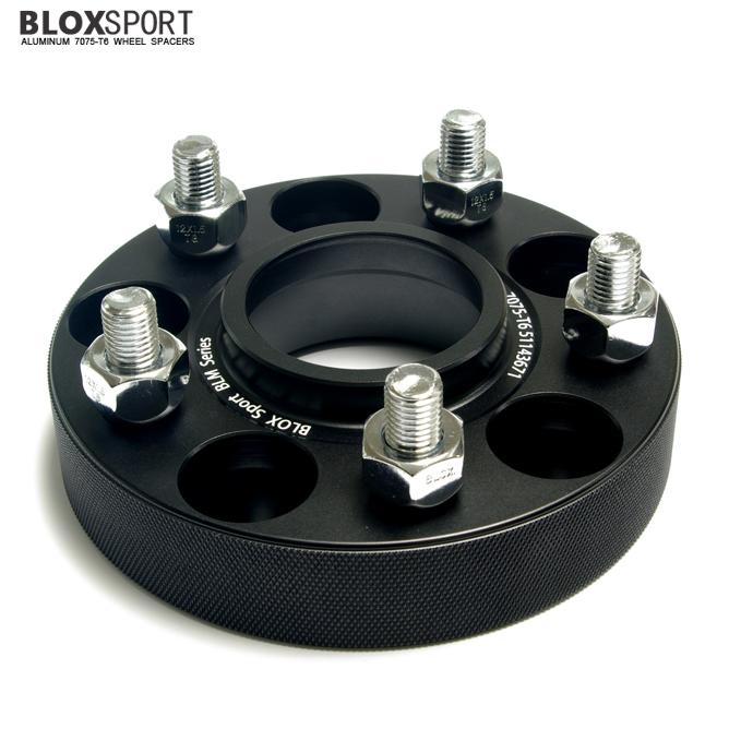 BLOX 30mm Forged Aluminium 7075-T6 Wheel Spacers for MAZDA MX-6