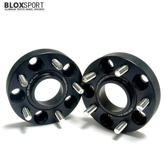 BLOX 30mm Forged Aluminium 7075-T6 Wheel Spacers for MAZDA 5