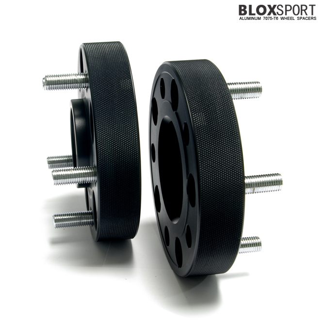 BLOX 30mm Forged Aluminium 7075T6 Wheel Spacers for HYUNDAI IX20