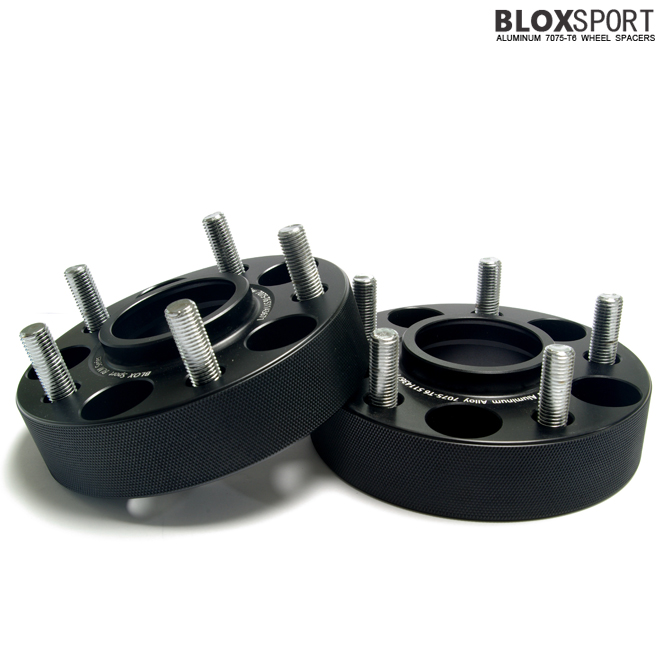 BLOX 35mm Forged Aluminum 7075-T6 Wheel Spacer for JEEP Compass
